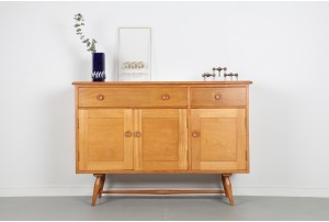 Ercol Solid Elm and Beech Sideboard