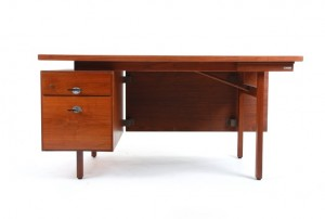 Jens Risom T Handle Desk