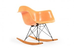 Eames RAR Rocker for Herman Miller
