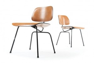 Eames DCM Dining Chairs