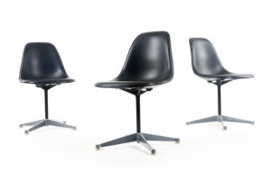 Eames PSC Task Chairs for Herman Miller