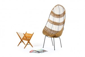 John Crichton Egg Chair