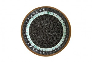 John Crichton Mint & Licorice Mosaic Dish