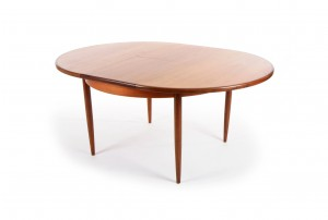 G-Plan Fresco Round Extendable Dining Table