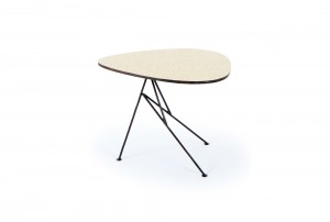 John Crichton Atomic Side Table