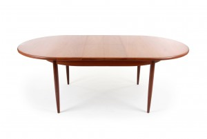 G-Plan Fresco Oval Extendable Dining Table