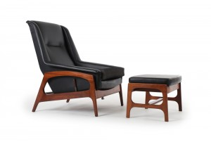 DON Reclining Armchair and Ottoman