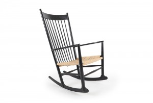 Hans Wegner 'J16' Rocking Chair