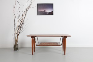 Backhouse Peter Hvidt Coffee Table