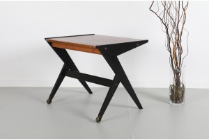 Bengt Ruda Angular Side Table
