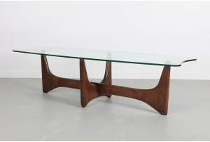 Mid-Century Pearsall Style Coffee Table