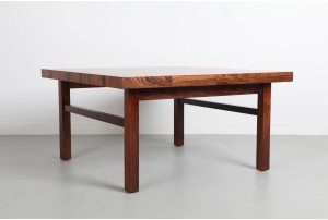 Bramin Rosewood Parquet Coffee Table