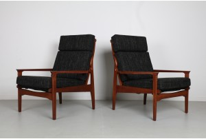Pair of DON Narvik Armchairs