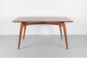 Sculptural Early NZ Dining Table