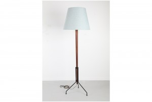 John Crichton Atomic Floor Lamp