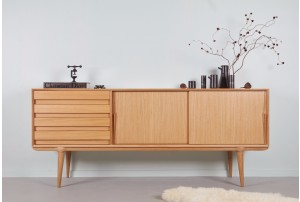 Omann Jun 'Model 18' Sideboard – Oak
