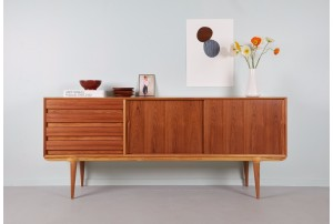 Omann Jun 'Model 18' Sideboard – Teak