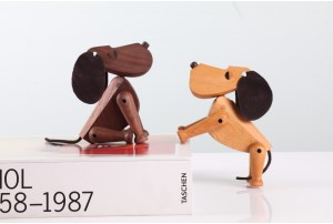 Hans Bølling 'Oscar' and 'Bobby' Dog for Architectmade