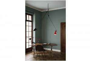 Astep 'VV Cinquanta' Suspension Lamp by Vittoriano Viganò
