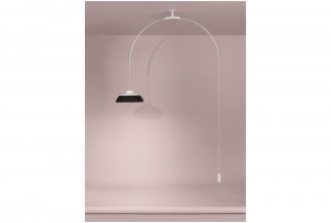 Astep/Flos 'Model 2129' Pendant Lamp by Gino Sarfatti
