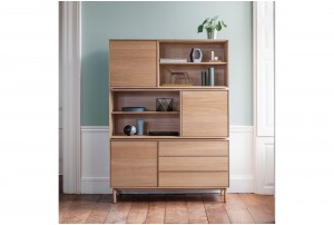 Ercol 'Modulo' Stacking Cabinets