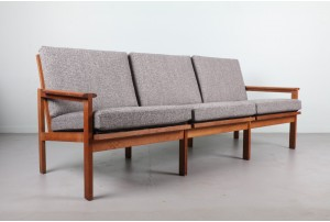 Illum Wikkelso 'Capella' Sofa for N. Eilersen