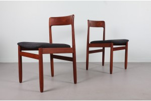 Six Younger Dining Chairs