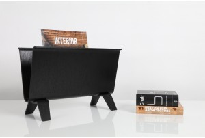 Saito Wood Magazine Rack