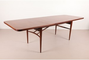 Epic Archie Shine Wishbone Dining Table