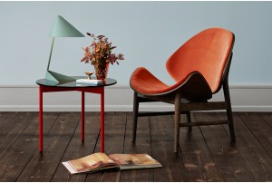Warm Nordic 'The Orange' Chair