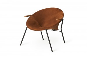 Warm Nordic 'Balloon' Chair