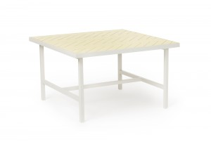 Warm Nordic 'Herringbone Tile' Coffee Table