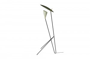 Warm Nordic 'Silhouette' Floor Lamp