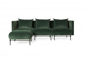 Warm Nordic 'Galore' Modular Sofa