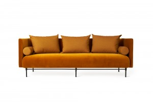 Warm Nordic 'Galore' 3 Seater Sofa