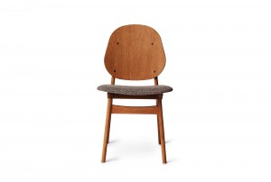 Warm Nordic 'Noble' Dining Chair
