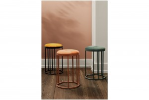 Warm Nordic 'Daisy' Stool / Side Table
