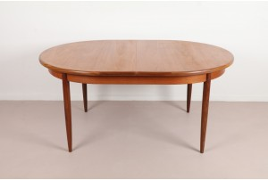 G-Plan Fresco Oval Dining Table