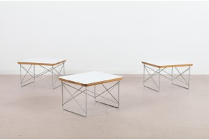 Eames LTR Occasional Tables