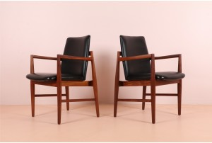 Pair of Occasional Chairs by Backhouse