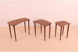 Danish Freeform Nesting Tables