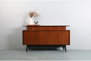 G-Plan 'Tola and Black' Sideboard