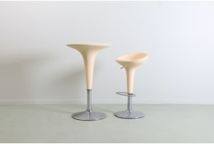 Cute Magis 'Bombo' Table and Stool Set