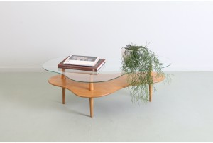 Bob Roukema Cloud Coffee Table for Jon Jansen