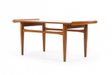 Airest Mahogany Coffee Table