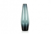 Scandinavian Charcoal Tapered Vase