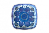 Beth Breyen Square Fajance Dish for Royal Copenhagen