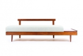 Mahogany Daybed with Storage