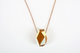 Faceted Necklaces by GH Design