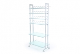 Michael Draper Freestanding Storage Unit
